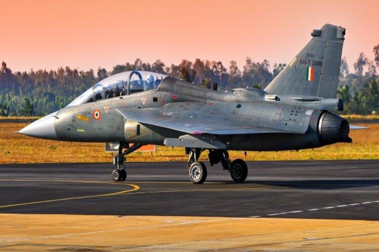 LCA Tejas Mk-1A fighter aircraft