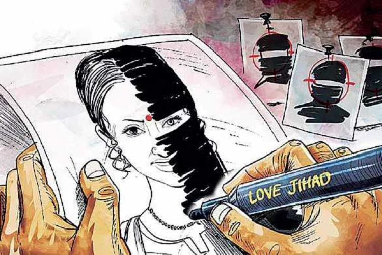 Representational photo: Love jihad.